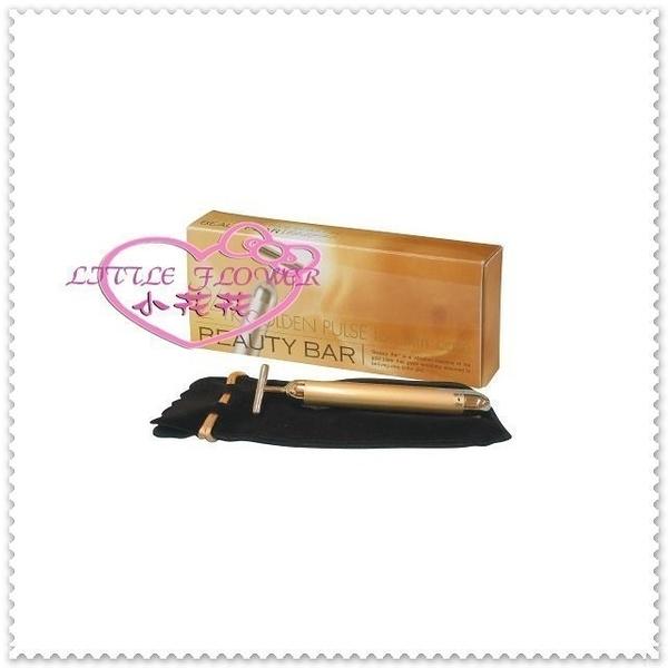 小花花日本精品日本製 Beauty Bar 24K 黃金美容棒離子美容棒電動美顔器66625001