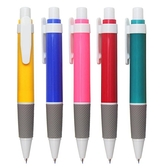 【GC365】塑膠圓珠筆0.7mm 藍色 簽字筆 簡易筆 原子筆 中性筆 禮品 廣告筆 EZGO商城