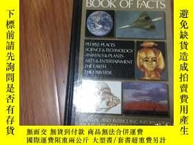 二手書博民逛書店READERS罕見DIGEST BOOK OF FACTS【外文