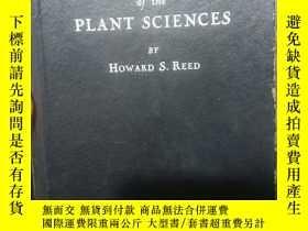 二手書博民逛書店A罕見SHORT HISTORY of the PLANT SC