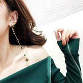 百搭耳飾個性復古吊墜歐美夸張長款氣質韓版耳環女 JA625 『美好時光』