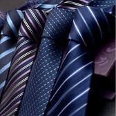(百貨週年慶)正裝領帶新款桑蠶絲男士商務正裝真絲領帶 結婚新郎職業 9cm精美禮盒裝正裝領帶