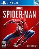 二手片-PS4 Marvel s Spider Man 漫威 蜘蛛人 一般中文版 PLAY-小無電玩