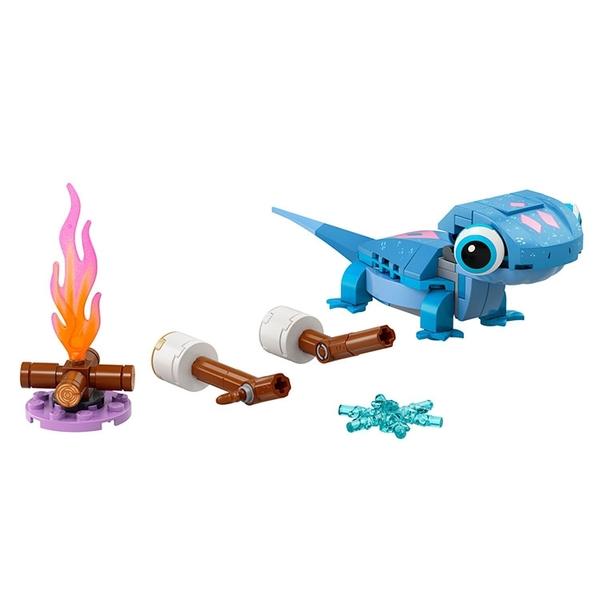 LEGO樂高 Disney系列 Bruni the Salamander Buildable Character_LG43186