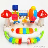 嬰兒童早教搖鈴旋轉床鈴6-12個月男孩女寶寶益智力玩具1-2-3周歲 樂活生活館