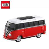 【日本正版】TOMICA 多美小汽車 福斯 TYPE II 麵包車 PREMIUM 07 玩具車 - 824305