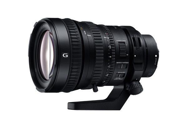 【震博】Sony FE PZ 28-135mm F4 G OSS 電動變焦鏡(分期0利率;台灣索尼公司貨)並加贈B+W專業拭鏡紙