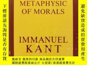 二手書博民逛書店Fundamental罕見Principles of the M