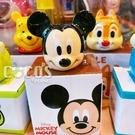 正版 日本迪士尼系列 皮克斯立體大臉造型陶瓷牙刷架 筆架 米奇款 COCOS PP001