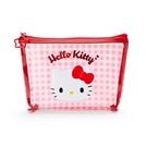 【震撼精品百貨】Hello Kitty 凱蒂貓~Sanrio ~三麗鷗 ~防水手提包/透明防水包-洪**50800
