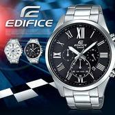 EDIFICE EFV-500D-1A 智慧工藝賽車錶 EFV-500D-1AVUDF 現貨!