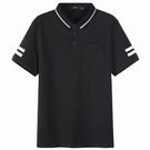 短袖T恤男2018夏季新款男士半袖上衣學生Polo衫青少年衣服潮