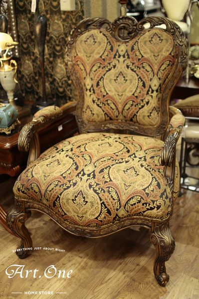 ART ONE 居家設計館 04000075 卡戎沙發椅