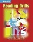 二手書博民逛書店 《Reading Drills: Middle》 R2Y ISBN:0809203596│Fry