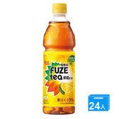 FUZE TEA飛想茶檸檬紅茶580ML*24瓶-免運費【合迷雅好物超級商城】