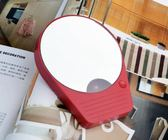 LED化妝鏡帶燈10倍放大高清玻璃鏡面帶吸盤浴室用品 化妝鏡 限時八五折