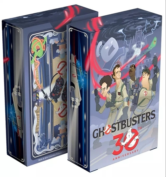 【USPCC撲克】Ghostbusters playing cards
