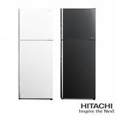 汰舊換新+貨物稅最高補助5仟元日立 HITACHI 1級能效 403L雙門變頻冰箱 RG409