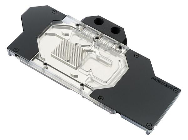 Phanteks 追風者 PH-GB2080FE_BK01 Nvidia GPU Block(顯示卡)水冷頭-黑色