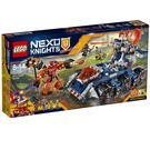 70322【LEGO 樂高積木】未來騎士 Nexo Knights 艾克索的塔防戰鬥車