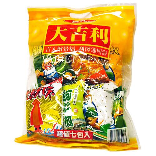 華元大吉利超值包7包/袋【愛買】
