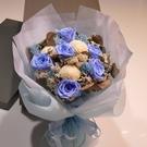 你是我的天空藍/乾燥花束--情人花束.生日花束.聖誕花束