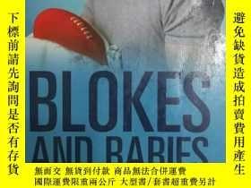二手書博民逛書店大32開英文原版罕見Blockes and babies:Tip