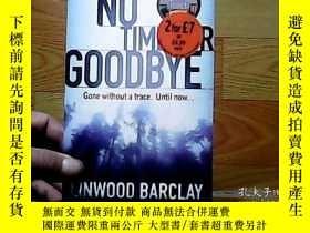 二手書博民逛書店NO罕見TIME FOR GOODBYEY10016 NO TI