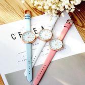手錶真皮女士手錶女款時尚潮流女生手錶