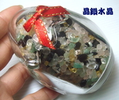 『晶鑽水晶』強力五色碎石~五行招財蛋*超值特賣中~數量有限*馬上購買馬上賺