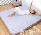 充氣床氣墊床雙人家用加厚充氣床單人充氣床墊沖氣床墊帶枕簡易床LX 愛丫 免運