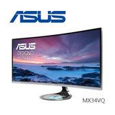 ASUS 華碩 MX34VQ 34型 曲面 無邊框 液晶螢幕