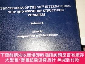 二手書博民逛書店PROCEEDINGS罕見OF THE 18TH INTERNATIONAL SHIP AND OFFSHORE