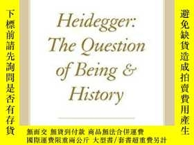 二手書博民逛書店Heidegger:罕見The Question Of Bein