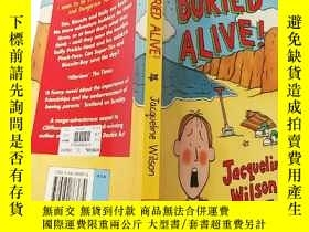 二手書博民逛書店BURIED罕見ALIVE!:活埋 Y200392