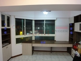 【系統家具】衣櫃+客廳電視櫃+電器櫃+書櫃+床頭櫃+鞋櫃