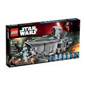 LEGO 樂高 Star Wars First Order Transporter 75103