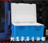 60L保溫箱冷藏箱食品級戶外33L海釣魚車載外賣饅頭泡沫塑料保鮮箱WD 創意家居生活館