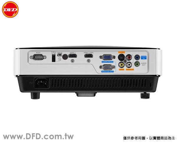 BenQ投影機 MX631ST XGA短焦投影機 小空間大畫面 支援HDMI 送高級HDMI線