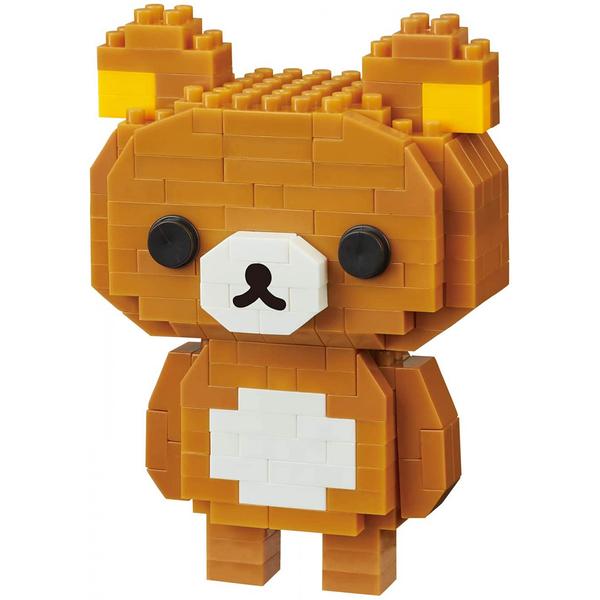 《 Nano Block 迷你積木 》CN-23拉拉熊 / JOYBUS玩具百貨