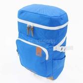 adidas 後背包 St Backpack 藍 白 男女款 【ACS】 AB6193