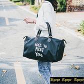 防水行李包旅游行李袋大容量健身包 衣普菈