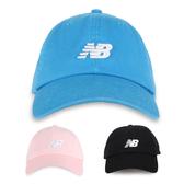 NEW BALANCE 棒球帽(遮陽 防曬 鴨舌帽 棒球 NB 帽子≡體院≡