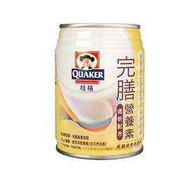(隨機贈奶粉包6包) 桂格完膳營養素透析配方237ml(24入/箱)【媽媽藥妝】