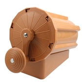 多功能龍捲風土豆機家用旋轉旋風薯塔機手動土豆塔旋轉機   交換禮物DF