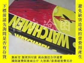二手書博民逛書店Watchmen:The罕見Deluxe Edition【大16