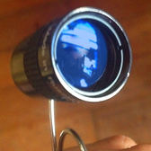 單筒拇指超微型望遠鏡