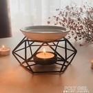 語貝佳 陶瓷蠟燭香薰燈精油燈臥室家用美容院室內香薰爐香精爐 夏季新品