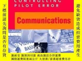 二手書博民逛書店Controlling罕見Pilot Error: CommunicationsY307751 Paul Il