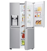 LG 797公升 WiFi門中門對開冰箱 GR-DPL80N (星辰銀)